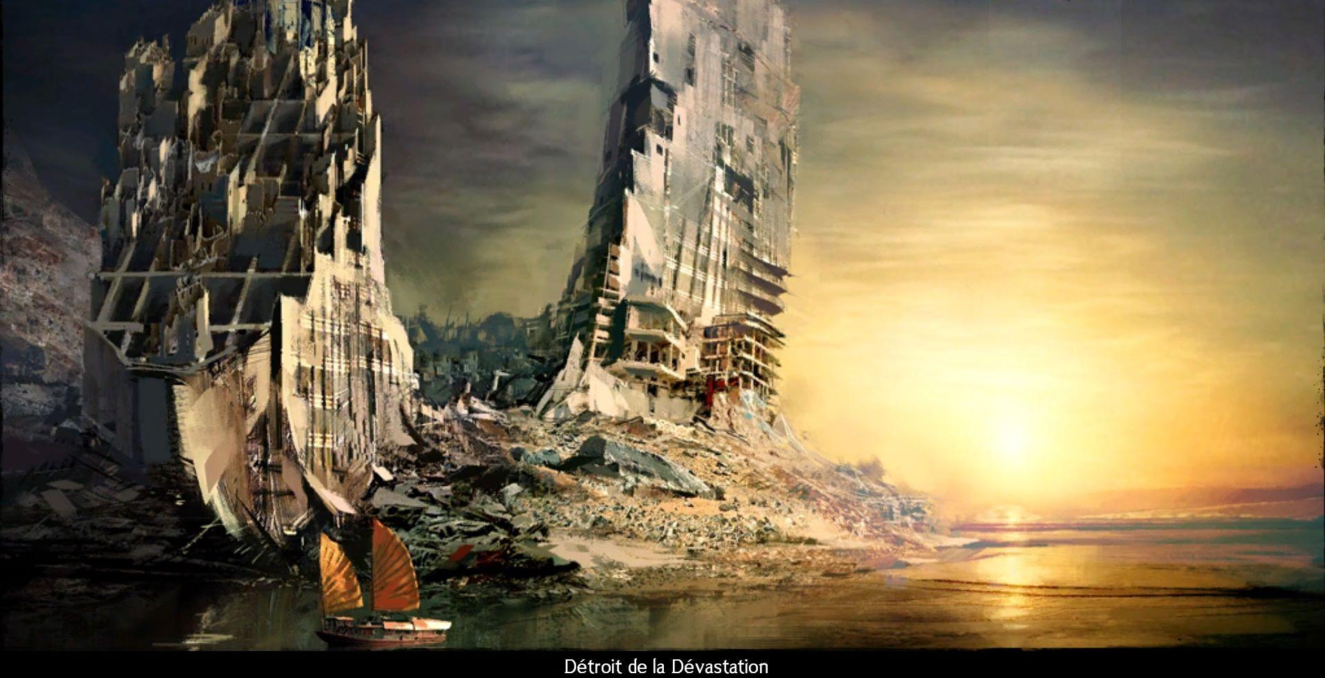 Détroit de la Devastation