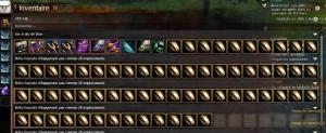 Achat de 60 anneaux pour faire 20 essais