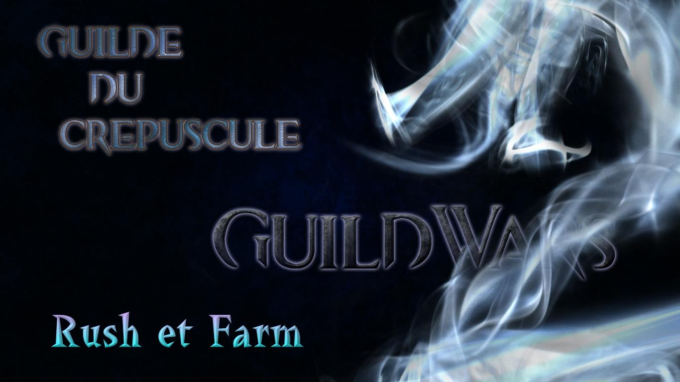 Rush et Farm GW2