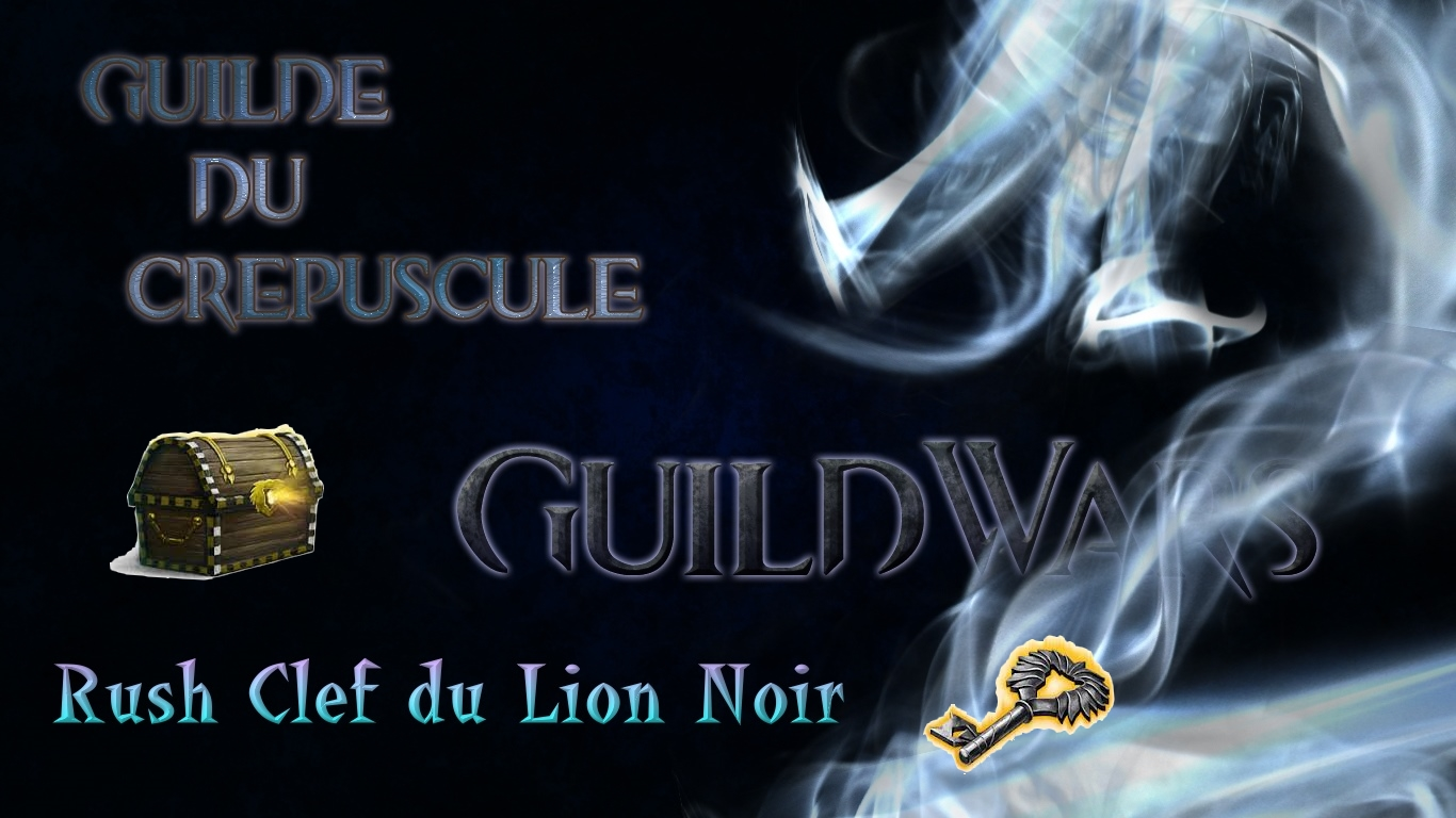 Rush Clef du Lion Noir